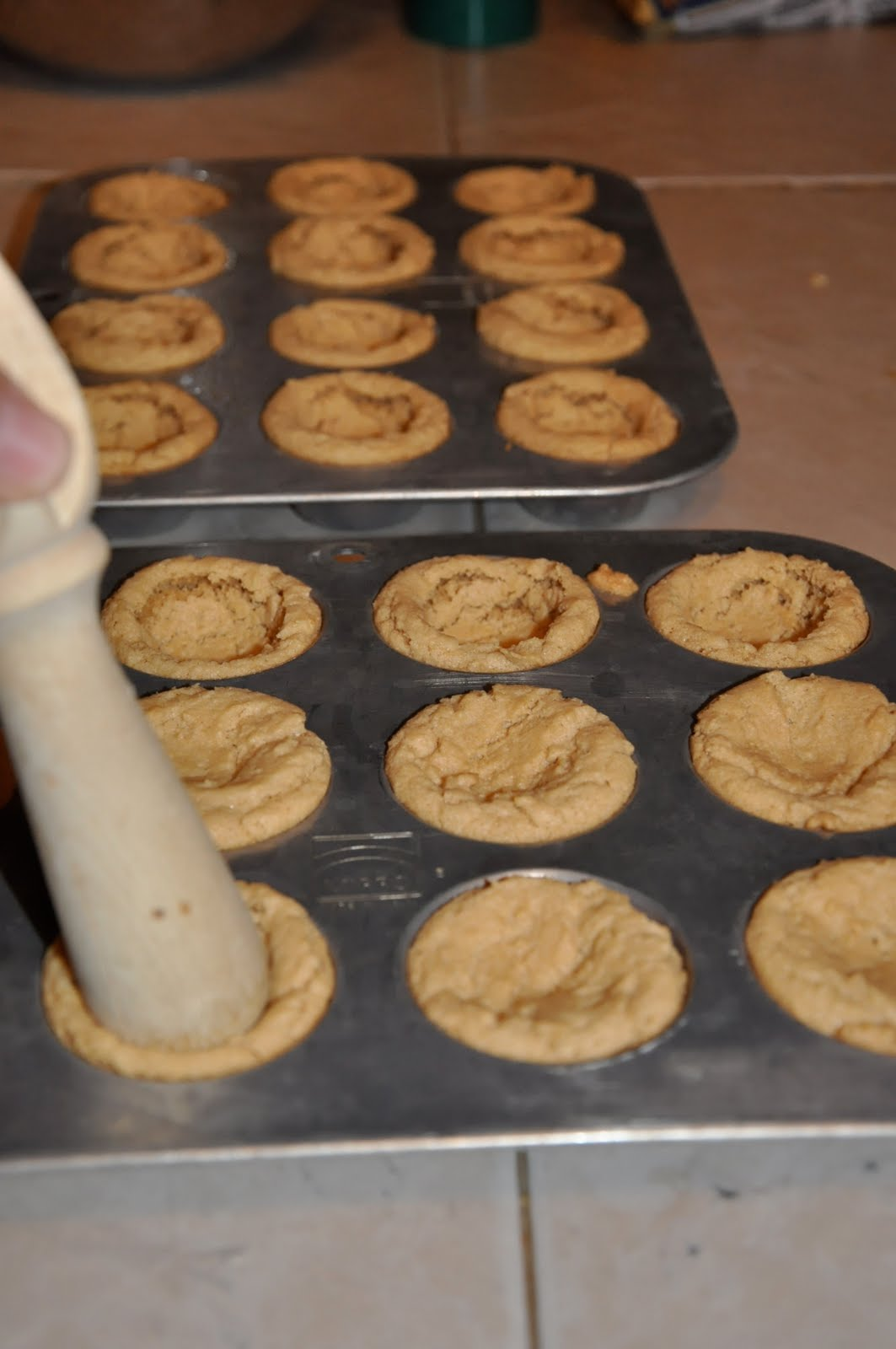 Recipe for fudge puddle cookies