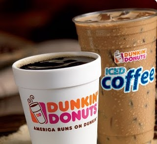 Last Chance-Free Coffee Monday's at Dunkin Donuts!