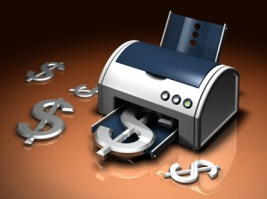 Freebie Money Printer