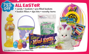 75 off easter at toys r us mylitter one deal at a time this saturday paul and i ran into toys r us for a few things susan had told me a while ago that they had the clearance b1g1 free negle Choice Image