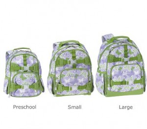I Didn T Want To Miss This One So Did It Real Quick The Mackenzie Lavender Preschool Size Backpacks Are On For 12 99 Plus You Get Free Shipping