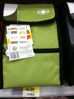 Walmart Lunch Box
