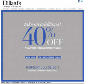 graphic about Dillards Printable Coupon named Discount codes for dillards : Kanita scorching springs oregon
