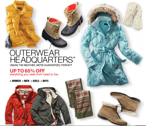 Lands End Winter Clearance Free Shipping Mylitter One Deal At