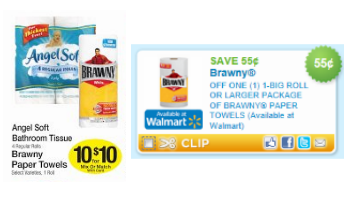picture regarding Brawny Printable Coupons identify Contemporary Brawny Printable Kroger Matchup!