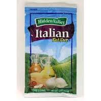 Make Your Own Italian Dressing Mix