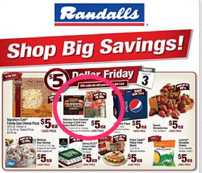 Randalls digital coupons