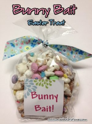 Bunny Bait Easter Treats