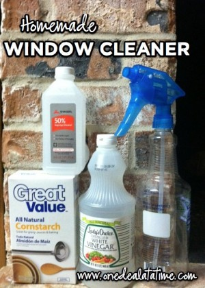 how to make homemade window cleaner mylitter one deal at a time. Black Bedroom Furniture Sets. Home Design Ideas
