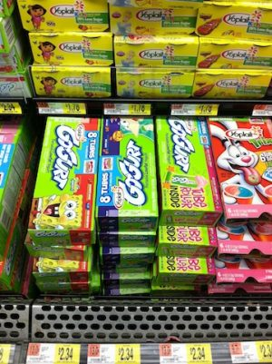 Gogurt Yoplait Walmart Mylitter One Deal At A Time
