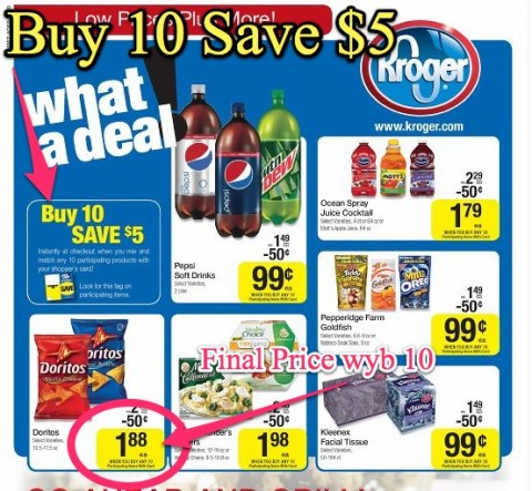 Kroger Weekly Ad Nashville Region. Sales and Coupons
