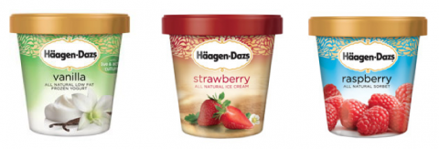 picture relating to Haagen Dazs Printable Coupon called Haagen - Dazs Printable Discount codes! - MyLitter - A single Bundle At A Season