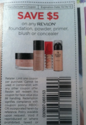 picture relating to Revlon Printable Coupon identify Kroger: Revlon Large Significance Coupon \u003d $1.29 Pressed Powder