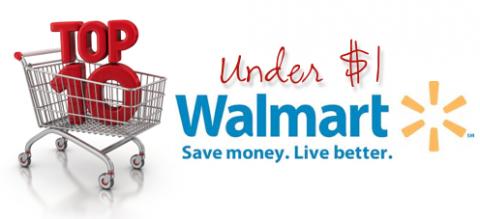Top 10 Under $1 Walmart