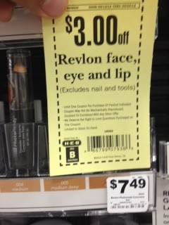 HOT* HEB - FREE Revlon Makeup! - MyLitter - One Deal At A Time