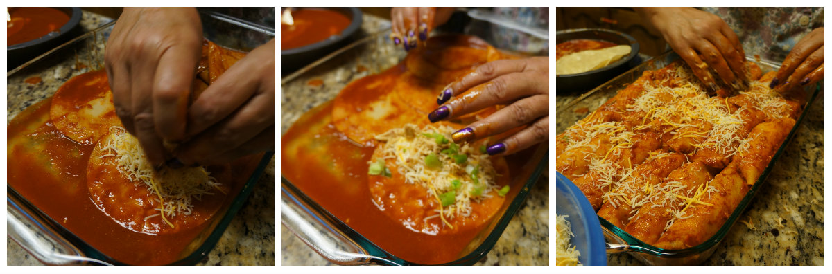 Enchilada Recipe Recipe Enchilada Sauce Authentic