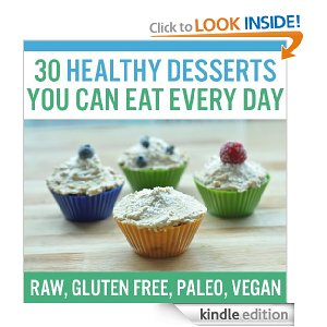 30 healthy desserts