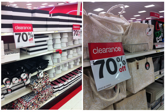 Target: 70% off - Neiman Marcus + Christmas + More