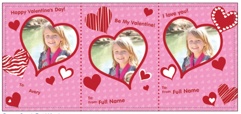 30 free personalized valentines day cards