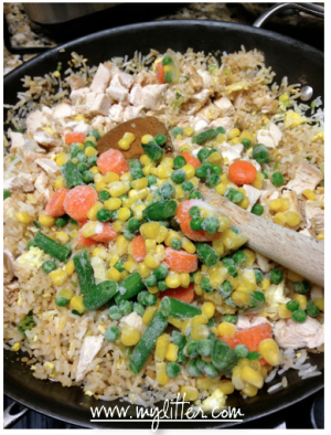 fried rice - mylitter.com