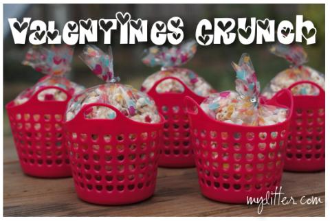 valentines crunch