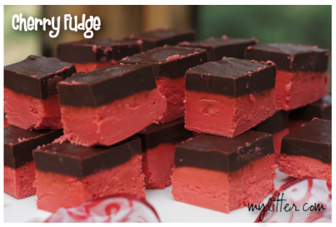 cherry fudge 2