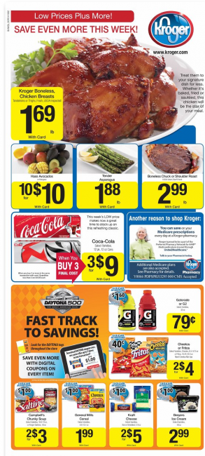 Weekly coupon matchups kroger