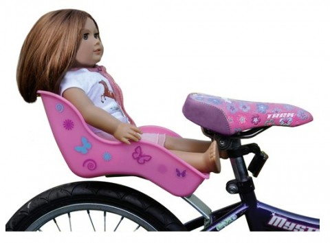 Ride Along Dolly Bike Seat For 18 Quot Dolls 16 95