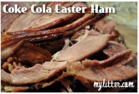 coke cola easter ham recipe