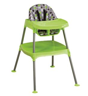 Convertable High Chair For 39 97 It S A High Chair Now