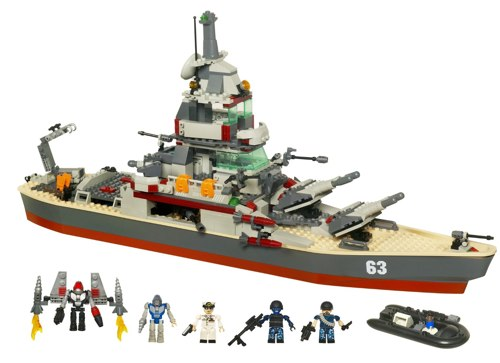 Amazon.com_ KRE-O BATTLESHIP USS MISSOURI_ Toys & Games