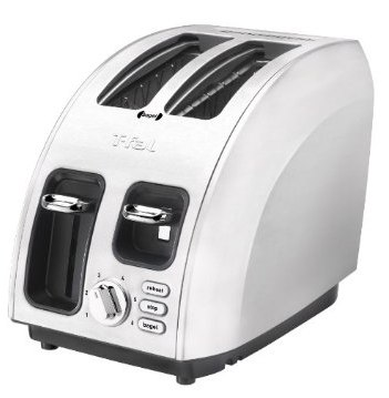 T Fal Brushed Avante Deluxe Toaster 23 72 Was 79
