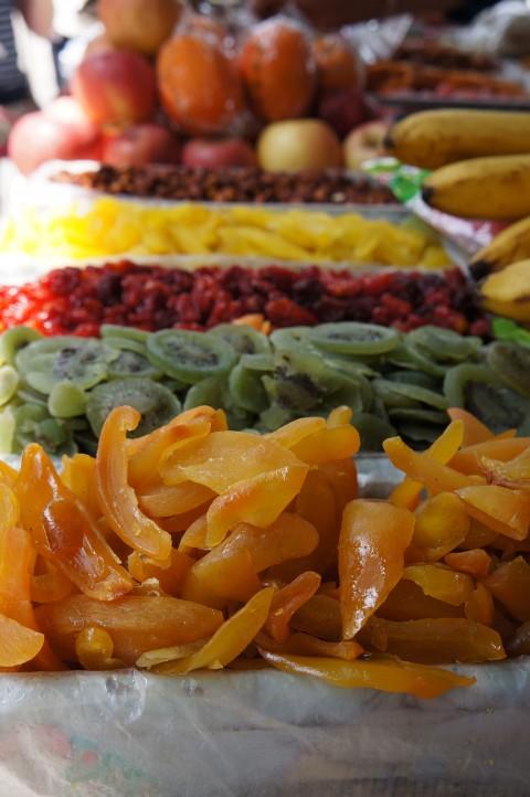china dried fruit