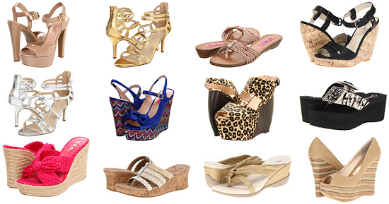 Designer Women's Sandals on Sale at 6pm.com! Up to 75% off ...