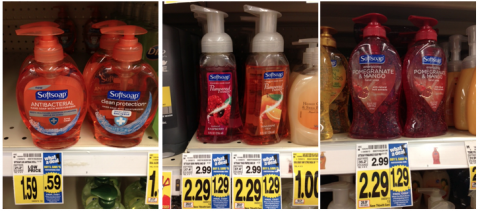 kroger mega event softsoap