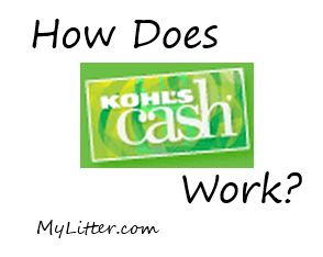 How Does Kohl's Cash Work