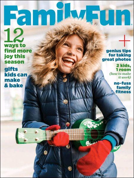 Magazine Family Family Fun Magazine Deal 87