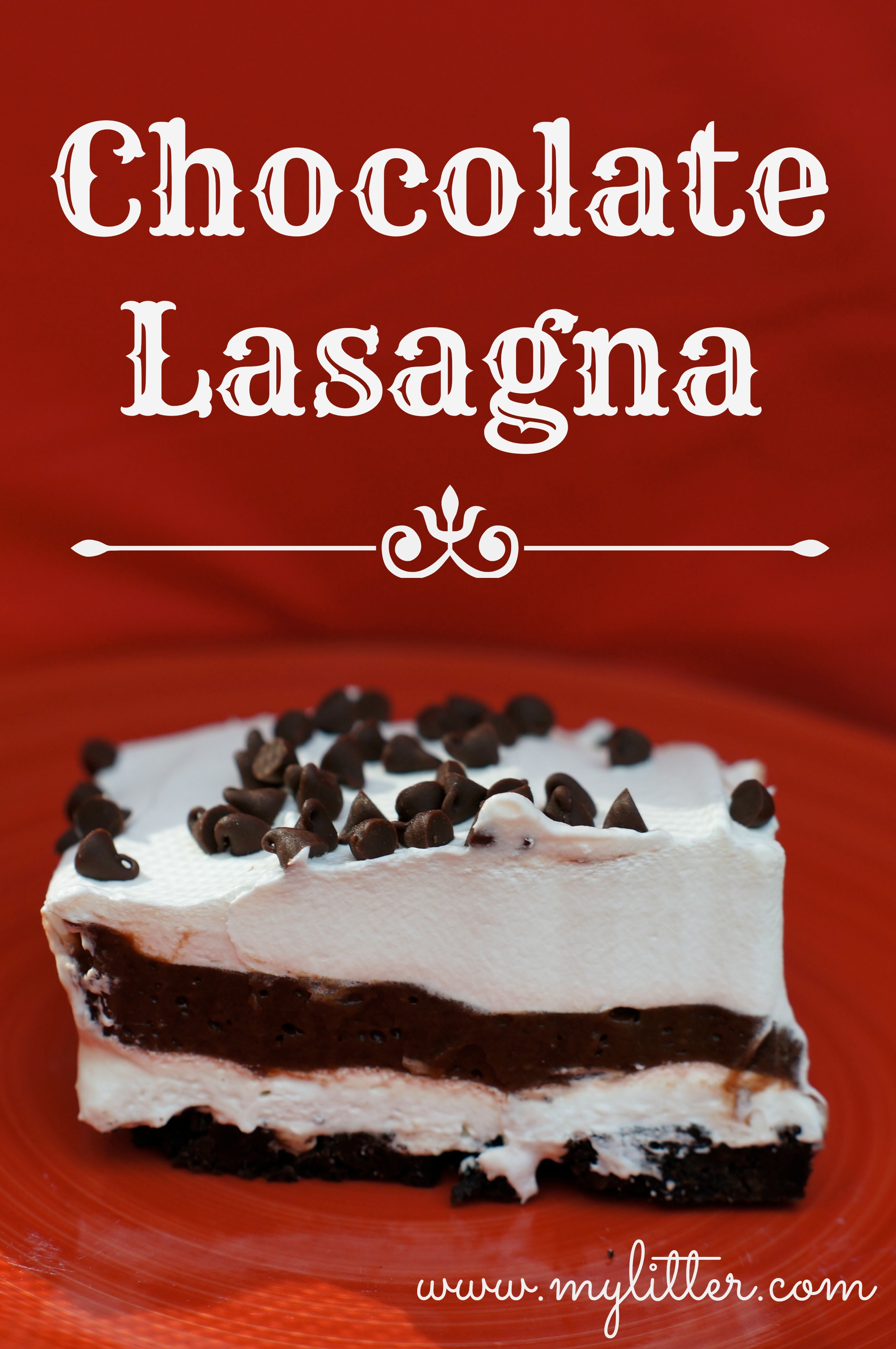 Chocolate Lasagna Dessert recipe