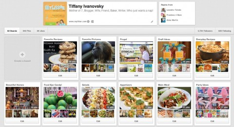 Tiffany Ivanovsky (mylitter) on Pinterest