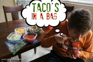 taco in a bag recipe