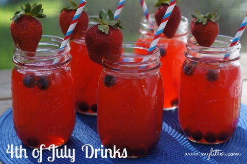 4th july drinks