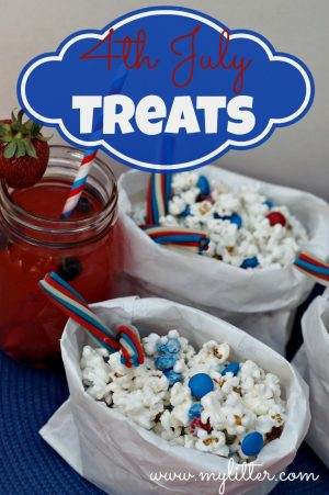 easy 4th july treats