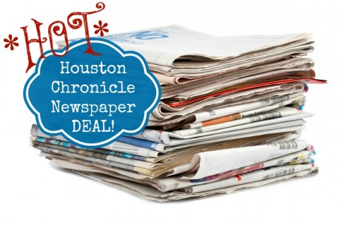 Houston Chronicle Newspaper Deal