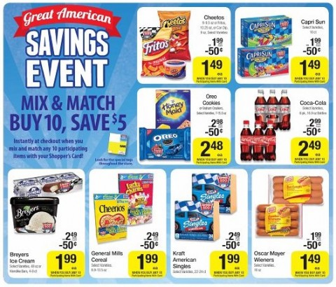 sale papers for kroger