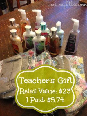 Frugal Teachers Gift