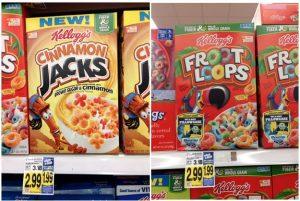 kroger mega event cereal deals
