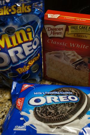how to make fried oreos with cake mix