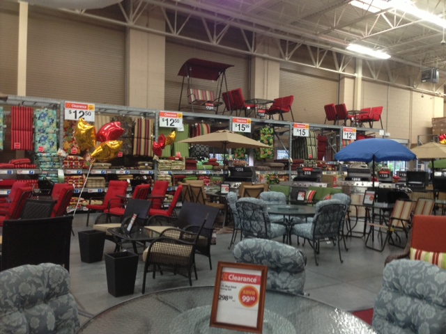 Landscaping Ideas With Shrubs_08058025 ~ clearance sale on all the outdoor  furniture many of the sets are $99 - Patio Furniture On Clearance At Walmart_21016028 ~ Ongek.net