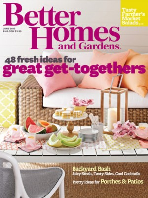 Subscribe To Better Homes U0026 Gardens Magazine: