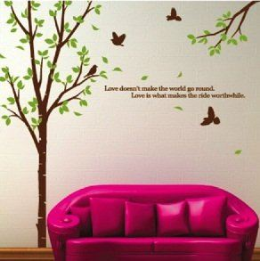 Great Wall Sticker Decals for Under Each Shipped Many under MyLitter One Deal At A Time
